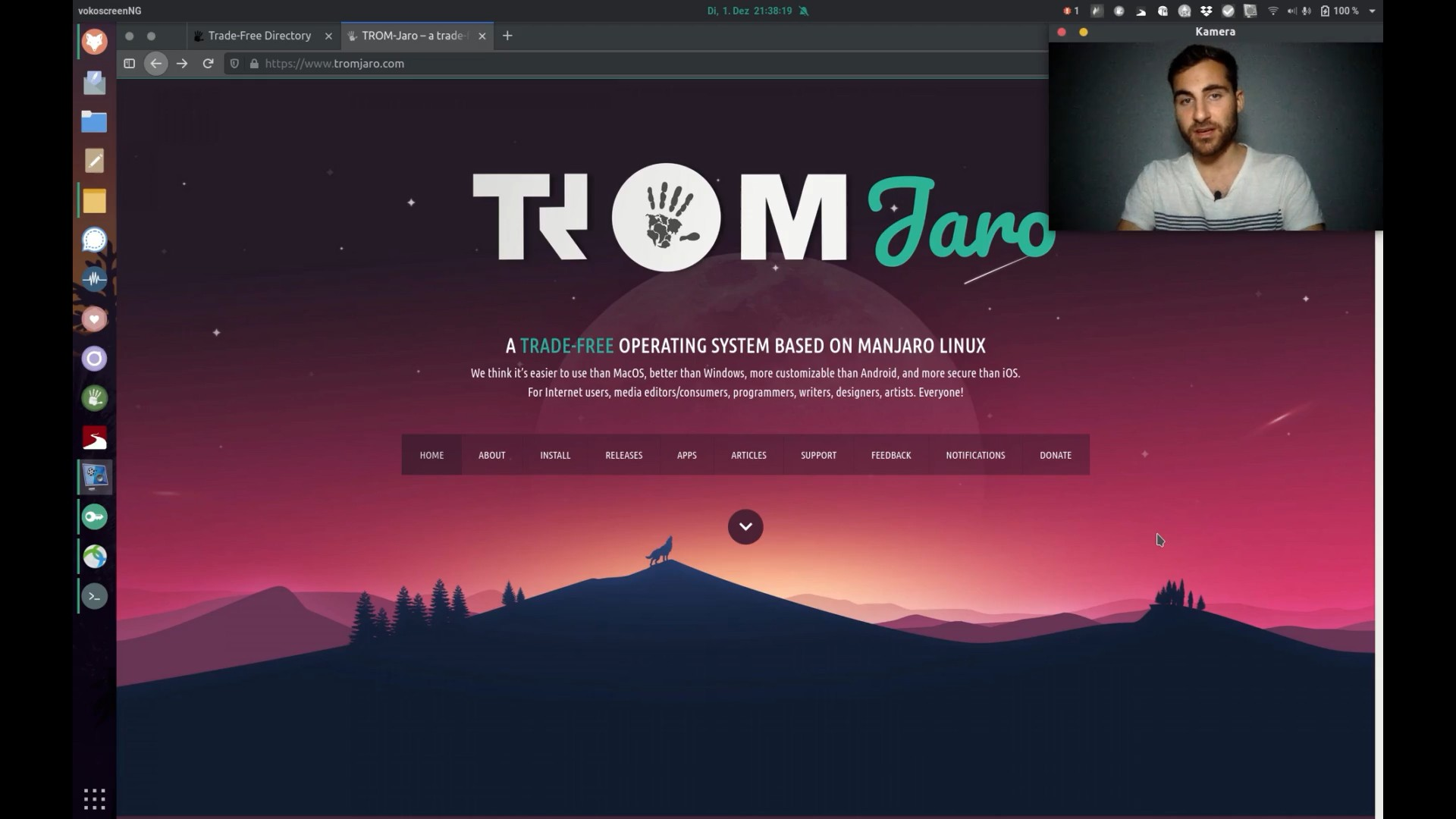 16. TROM-Jaro - A Trade-Free Operating System
